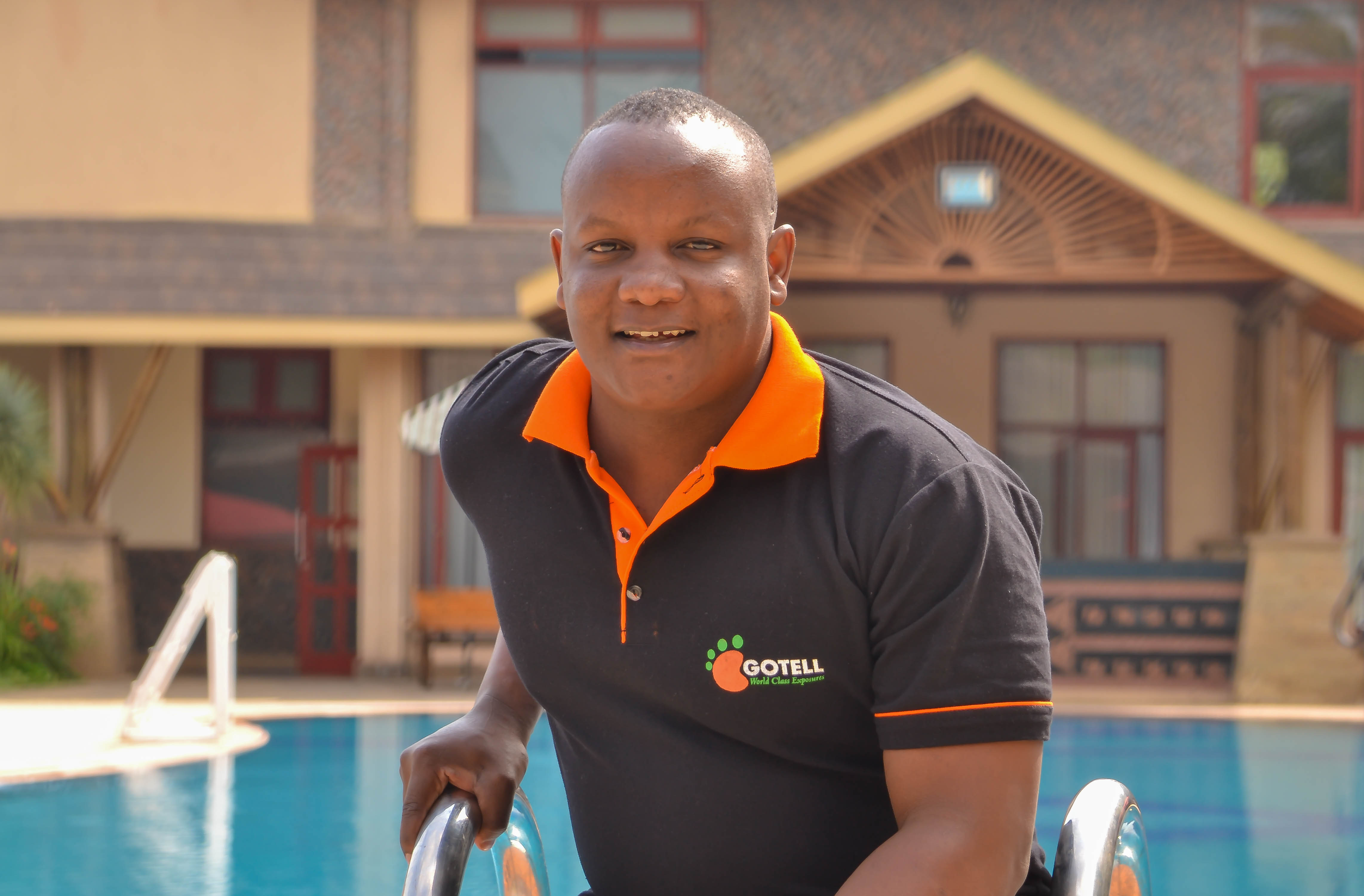 Joseph Mucira is the founder of jmexclusives