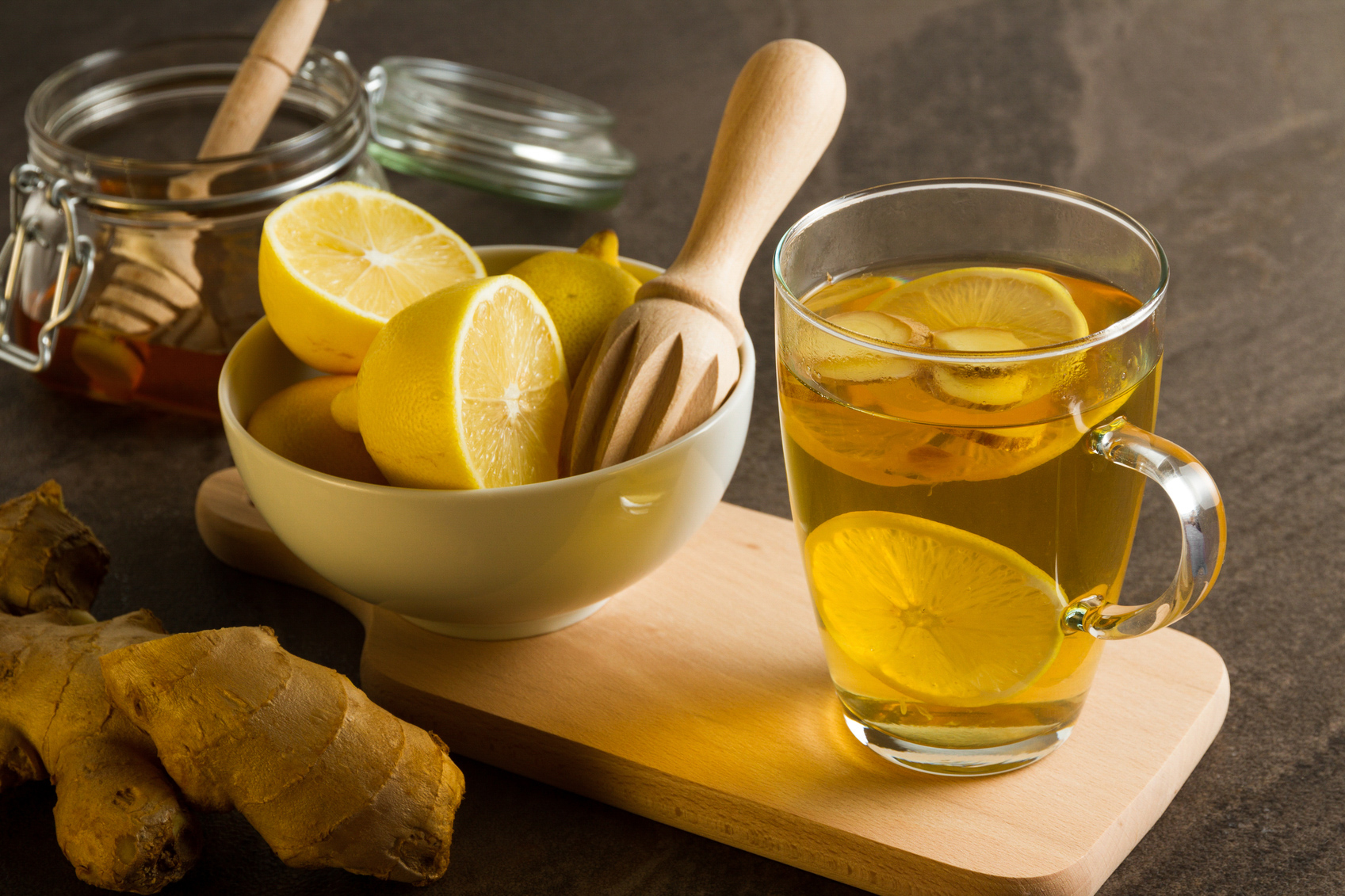 Drinking Hot Water Remedies to Common Cold