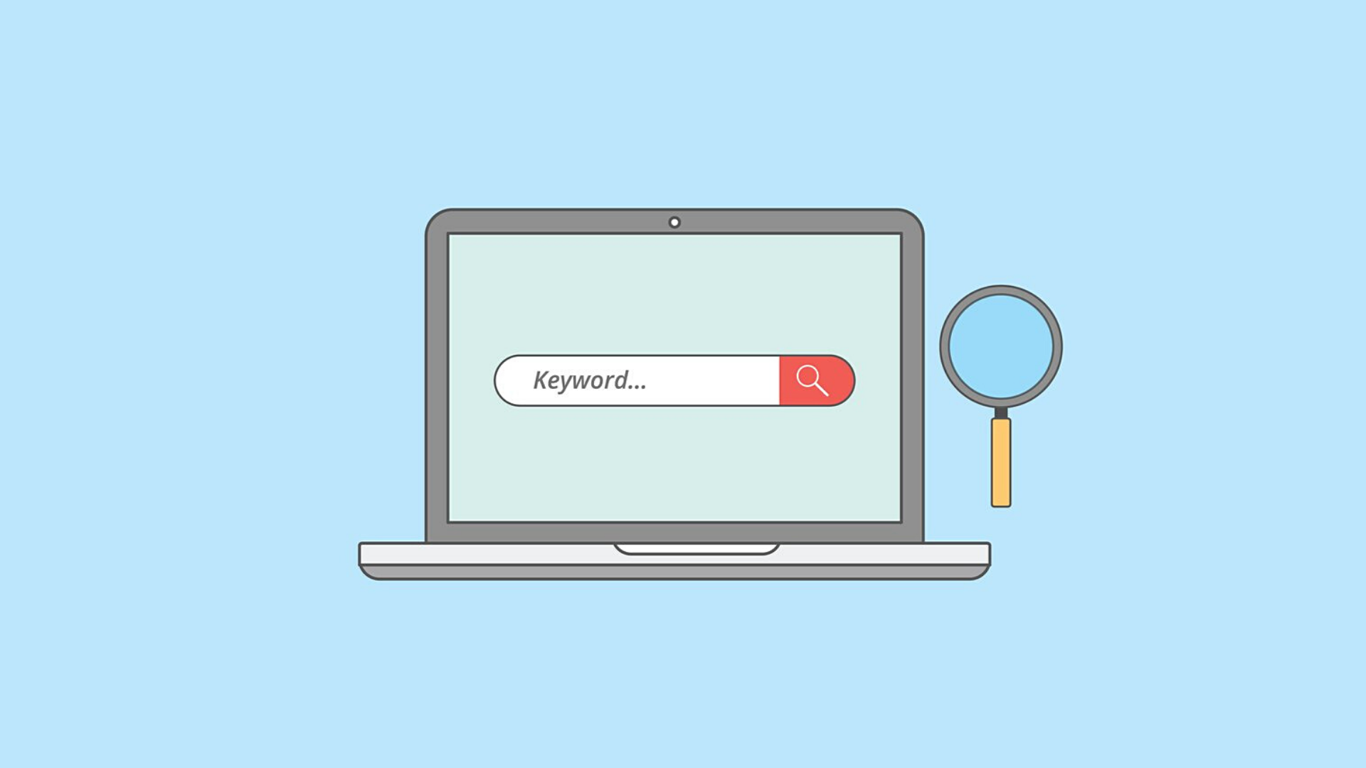 What is Keywords Search?