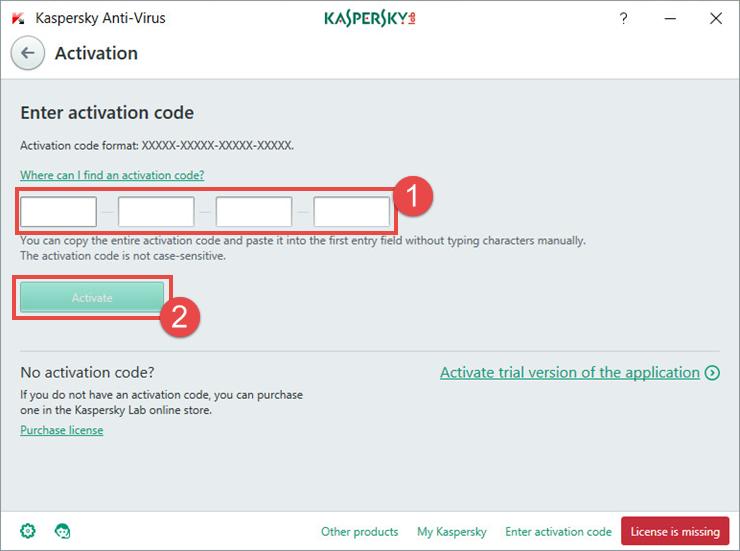 Kaspersky Antivirus Installation Guide