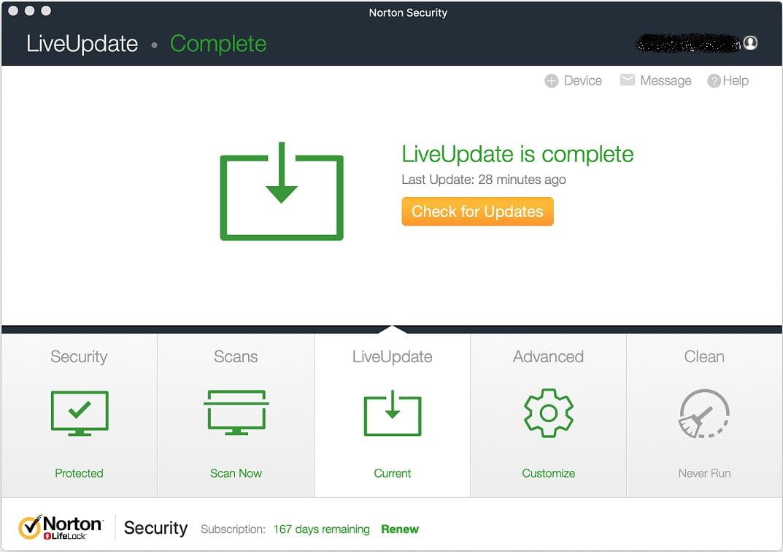 Norton Security Deluxe Features