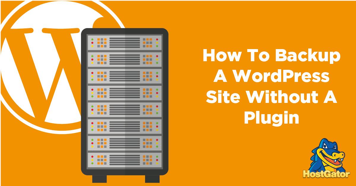 Website Backup Plugins and WordPress Site Backup Guides