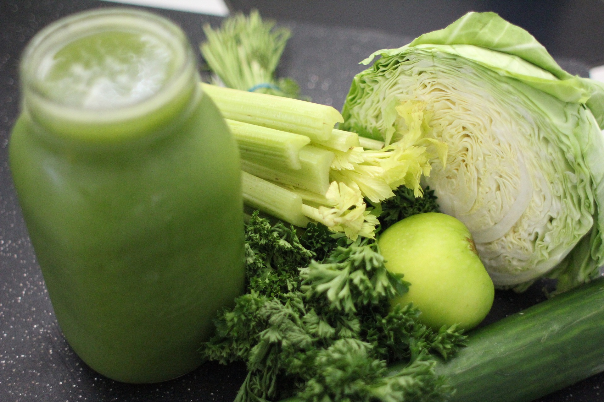 Green Smoothies General Health Benefits