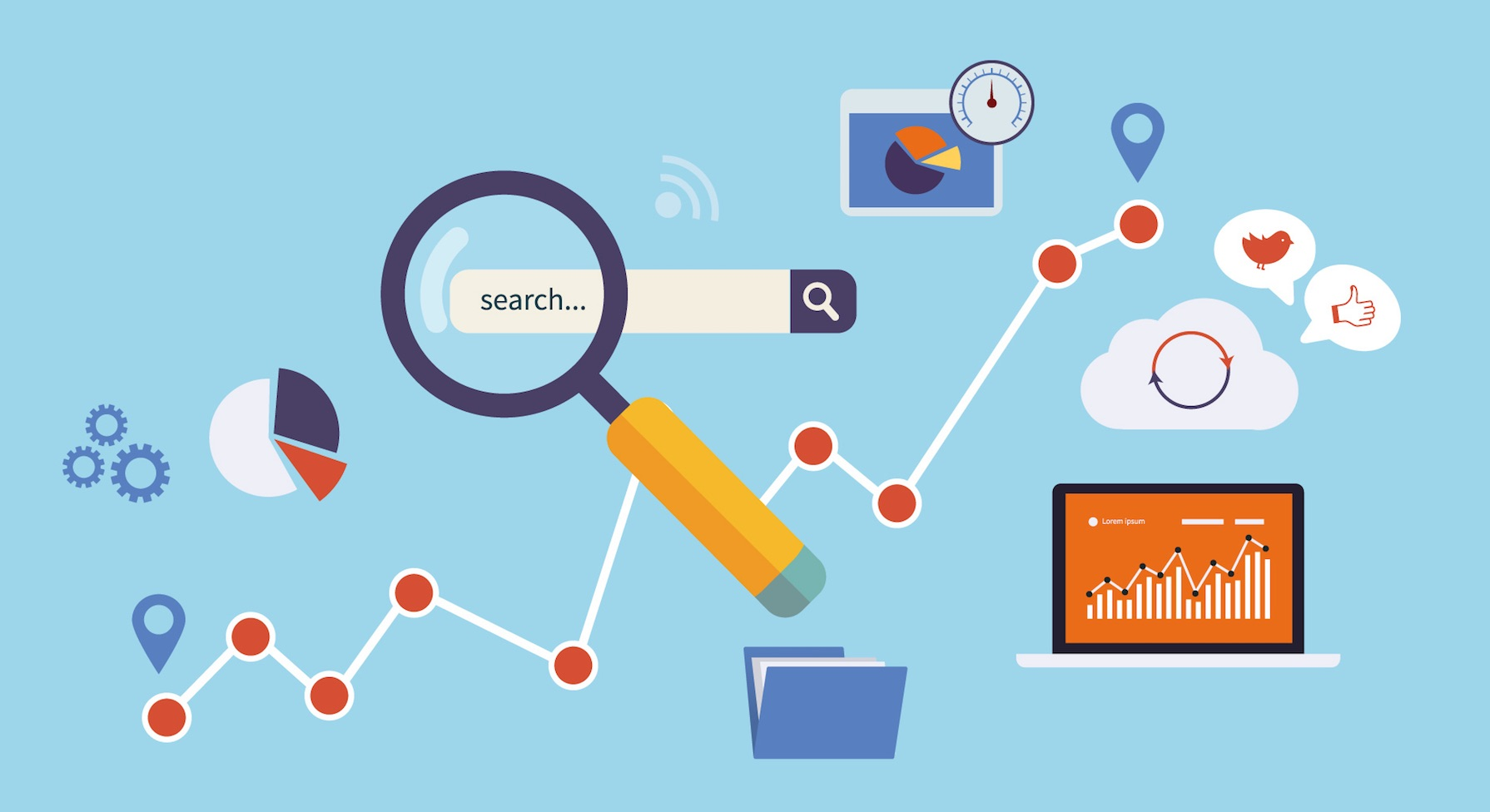 Search Engine Optimization and Website Ranking on Page One