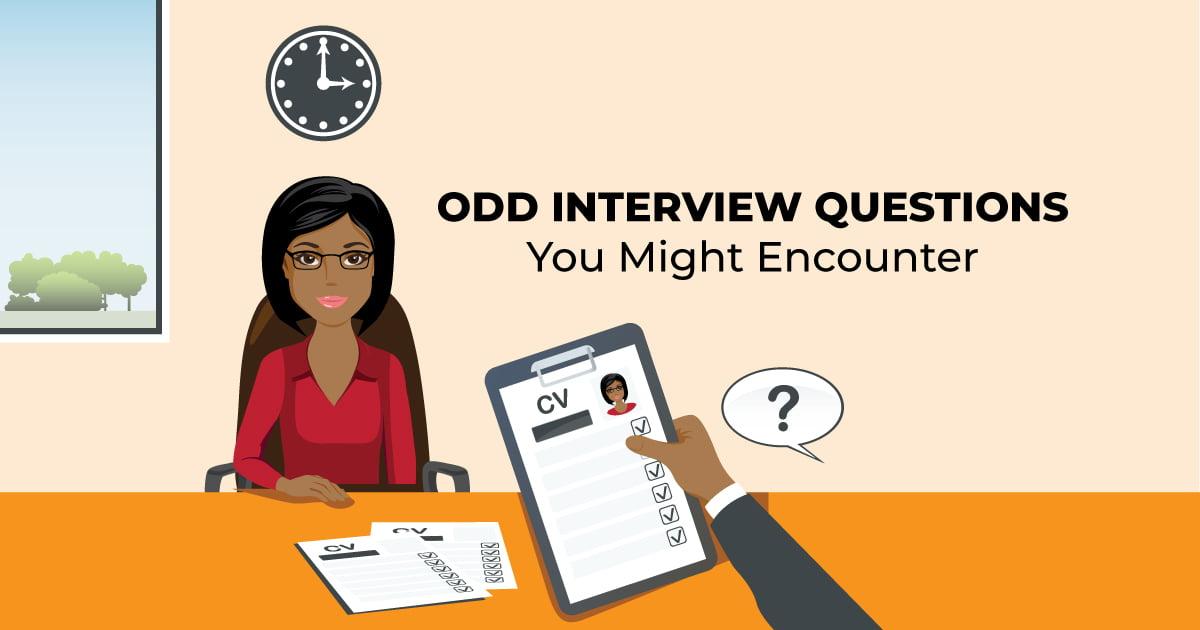BrighterMonday Odd Interview Questions