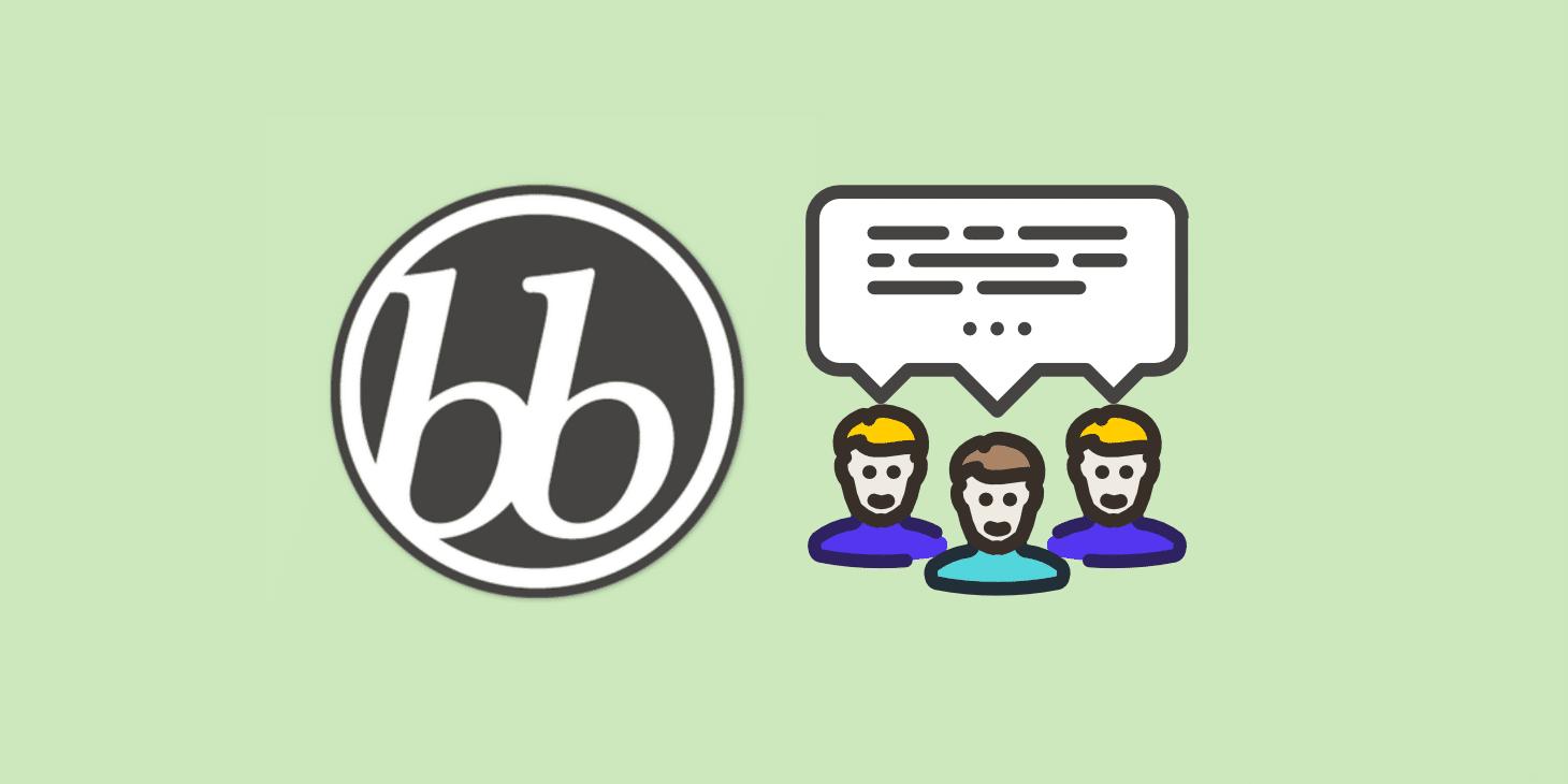 bbPress WordPress Plugin for Online Forums