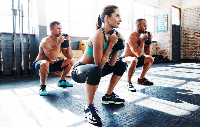 Physical Fitness on Beginners Weight Training