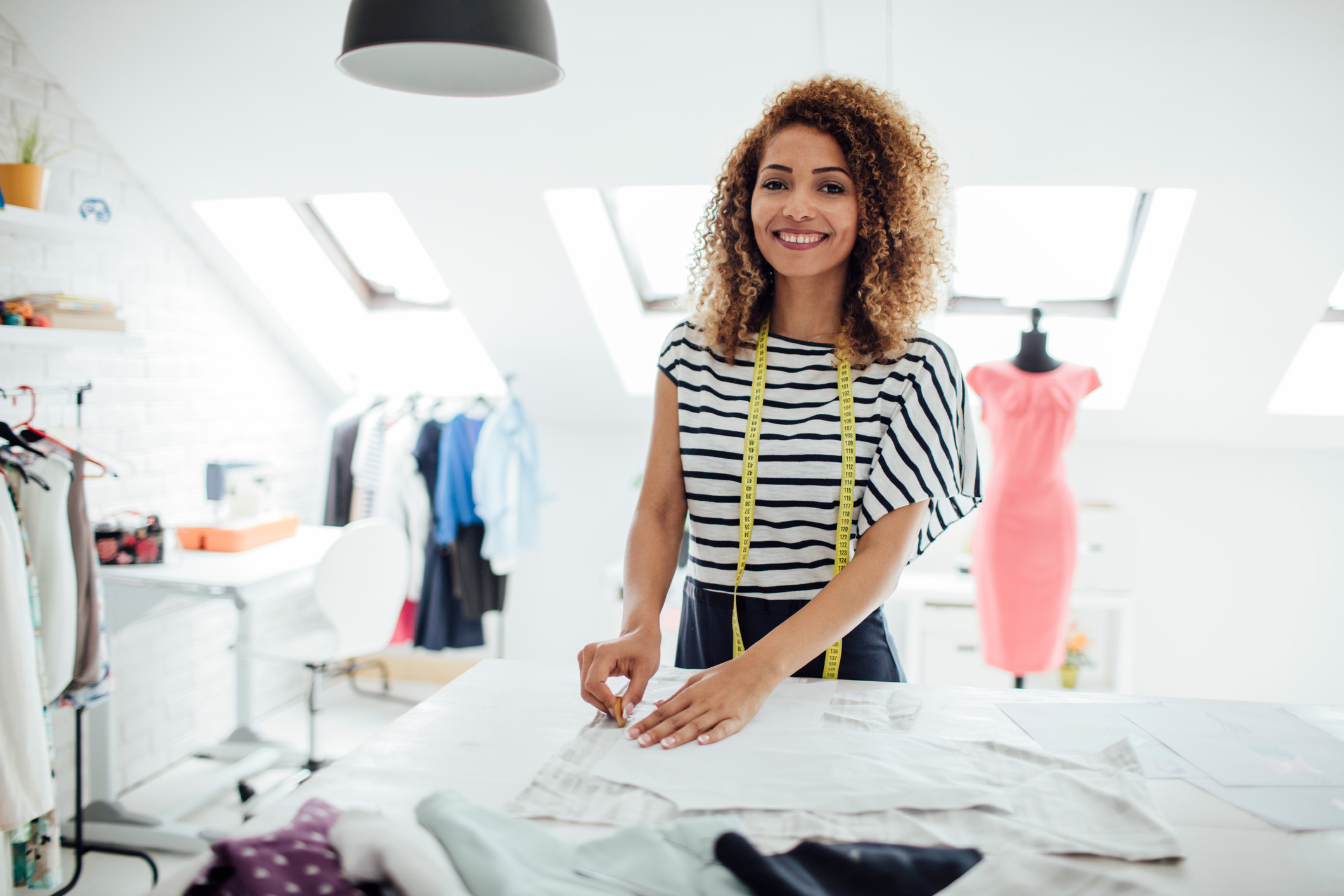 What does a Fashion Designer do?