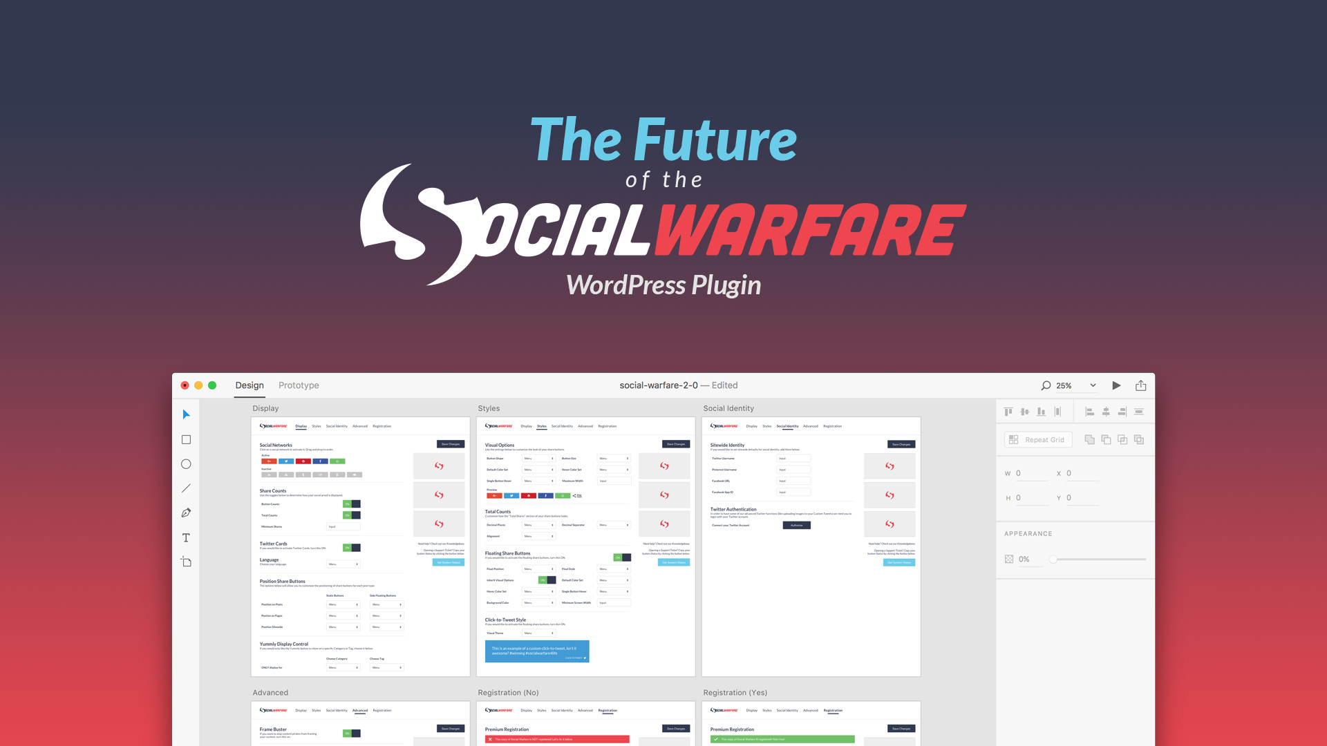 Social Warfare WordPress Plugin