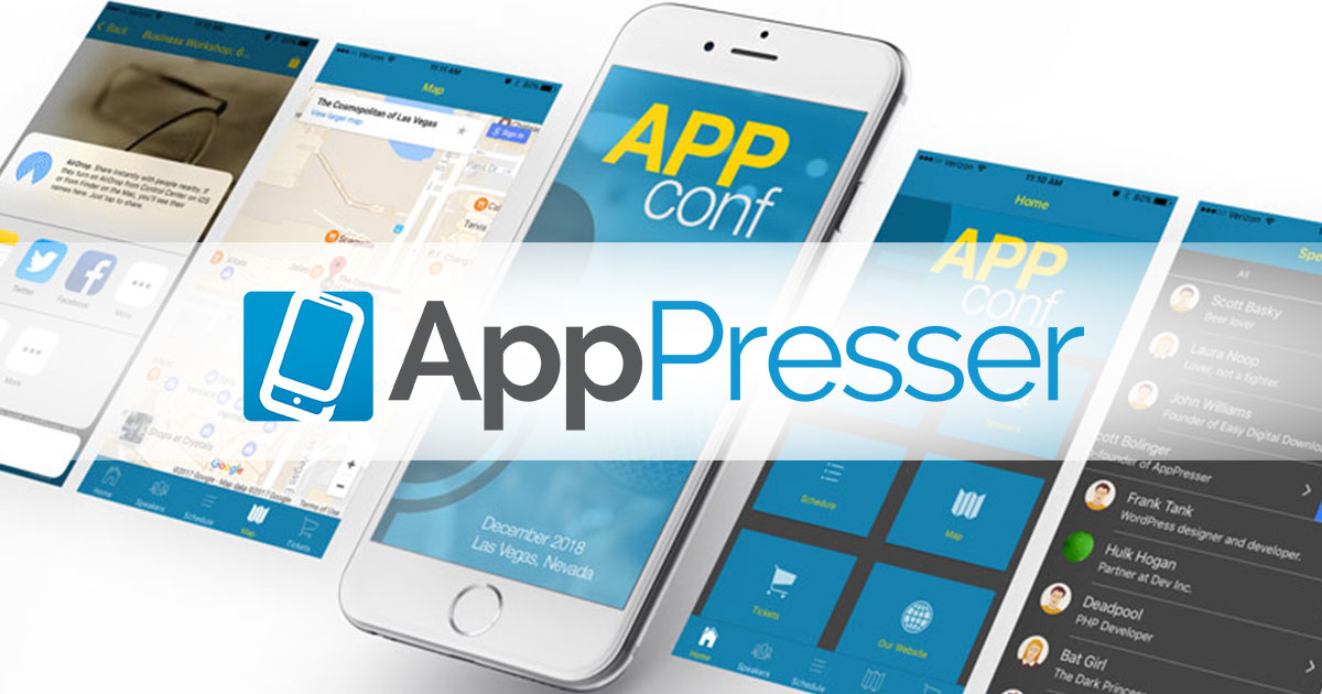 AppPresser - Build Mobile Apps with WordPress