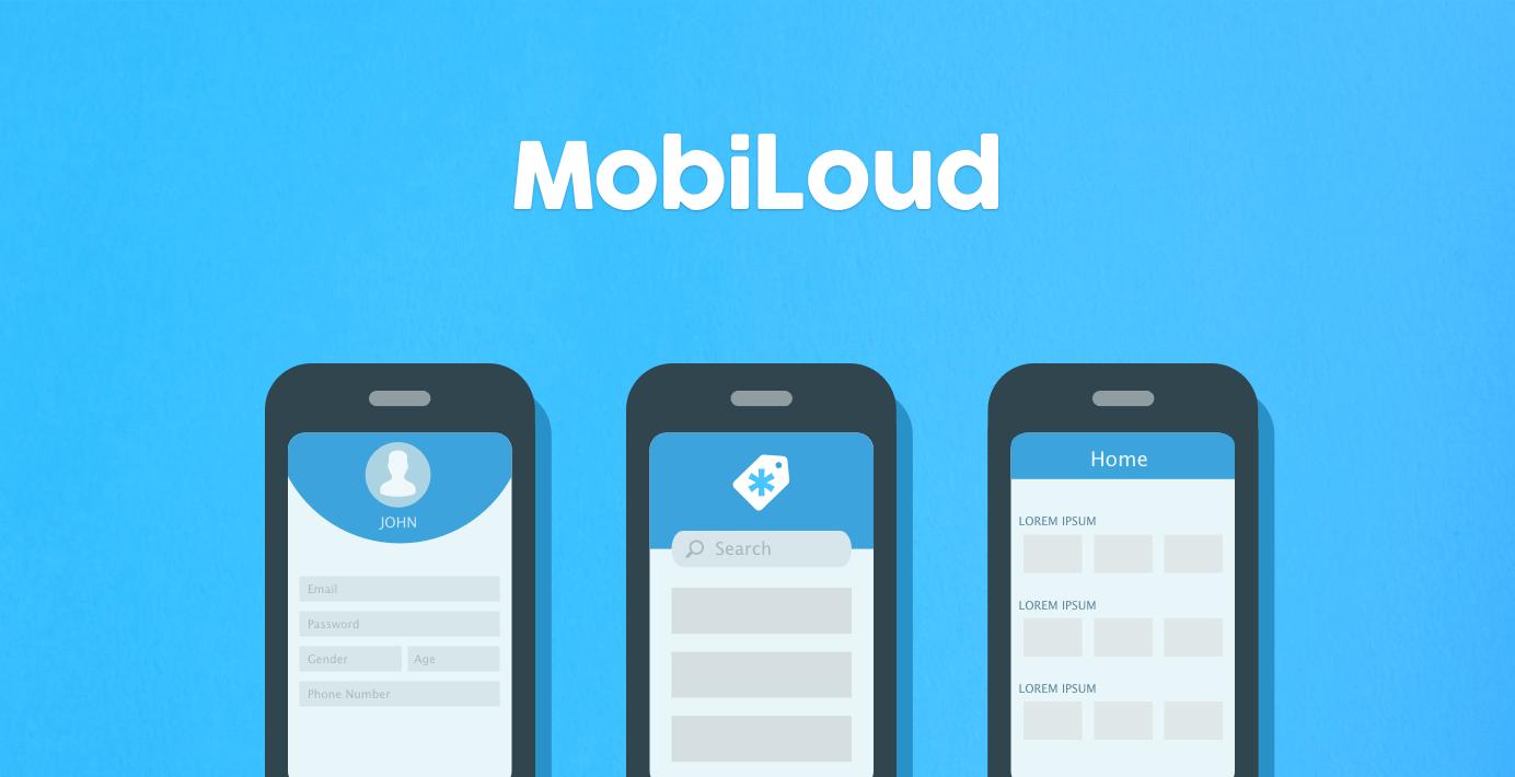 MobiLoud Website Mobile App