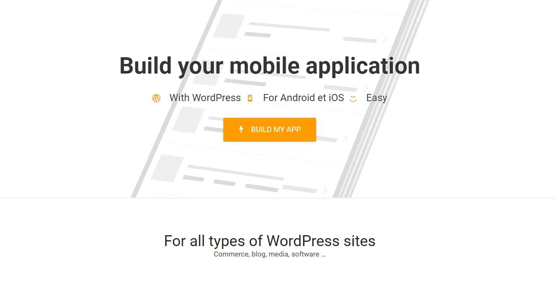 WPApp.Ninja Website Mobile App Plugin
