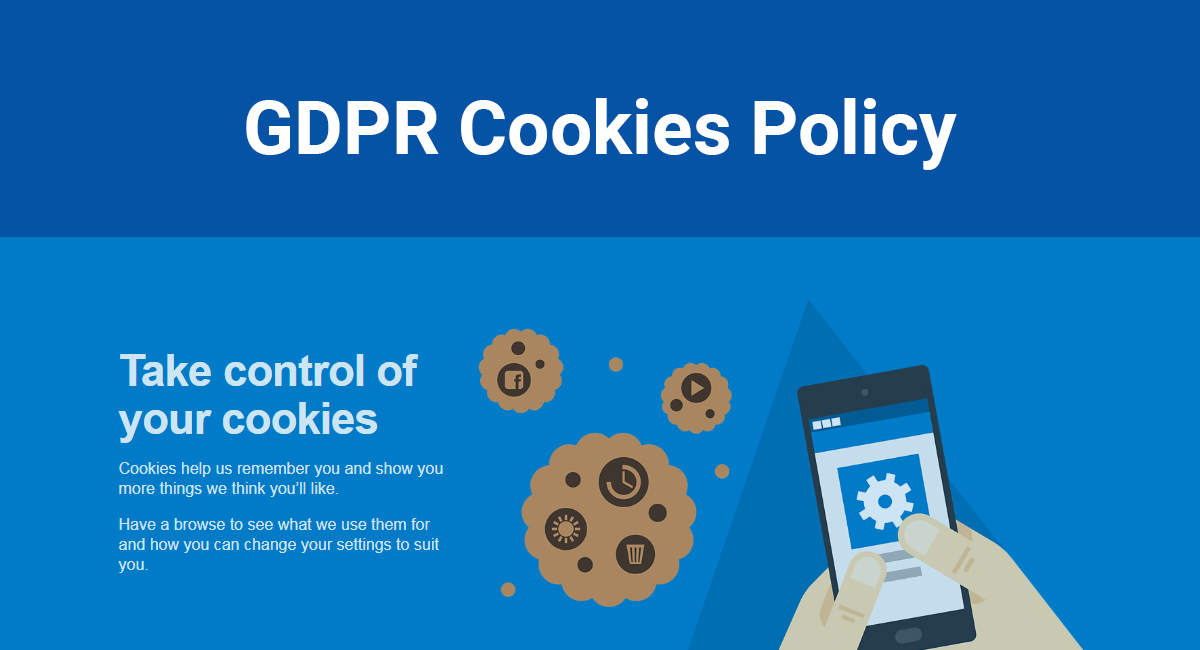 GDPR Cookies Policy