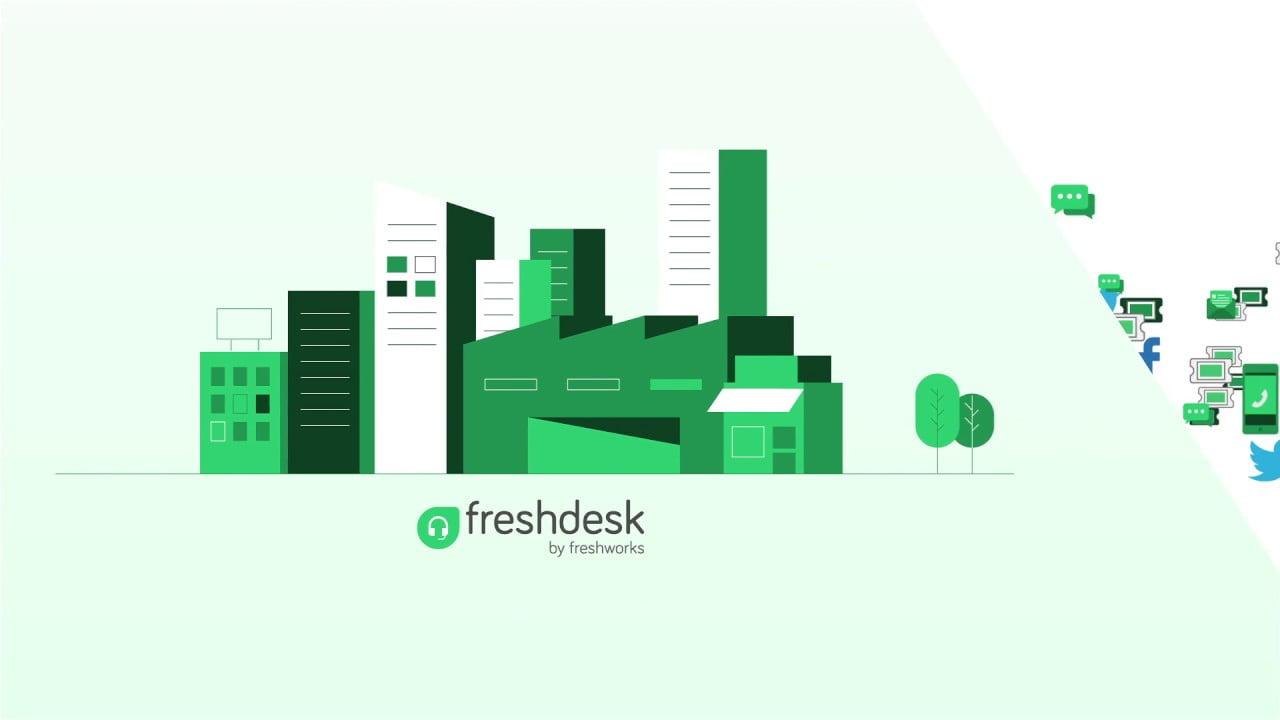 Freshdesk Helpdesk Tools For Businesses
