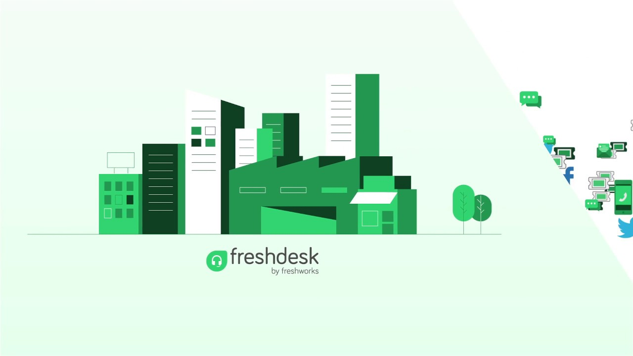 Freshdesk Helpdesk Tools For Businesses