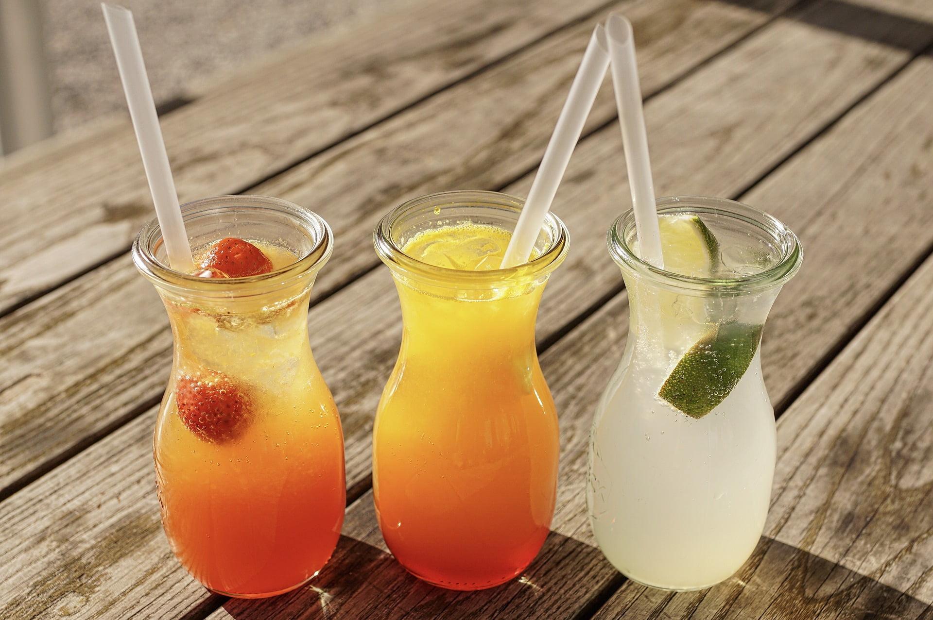Lemonade Juice Benefits