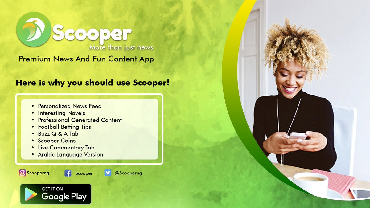 Download Scooper News App