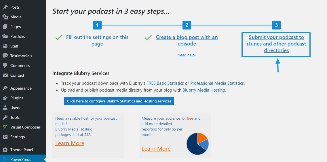 Submit Your Podcast to Podcast Directories