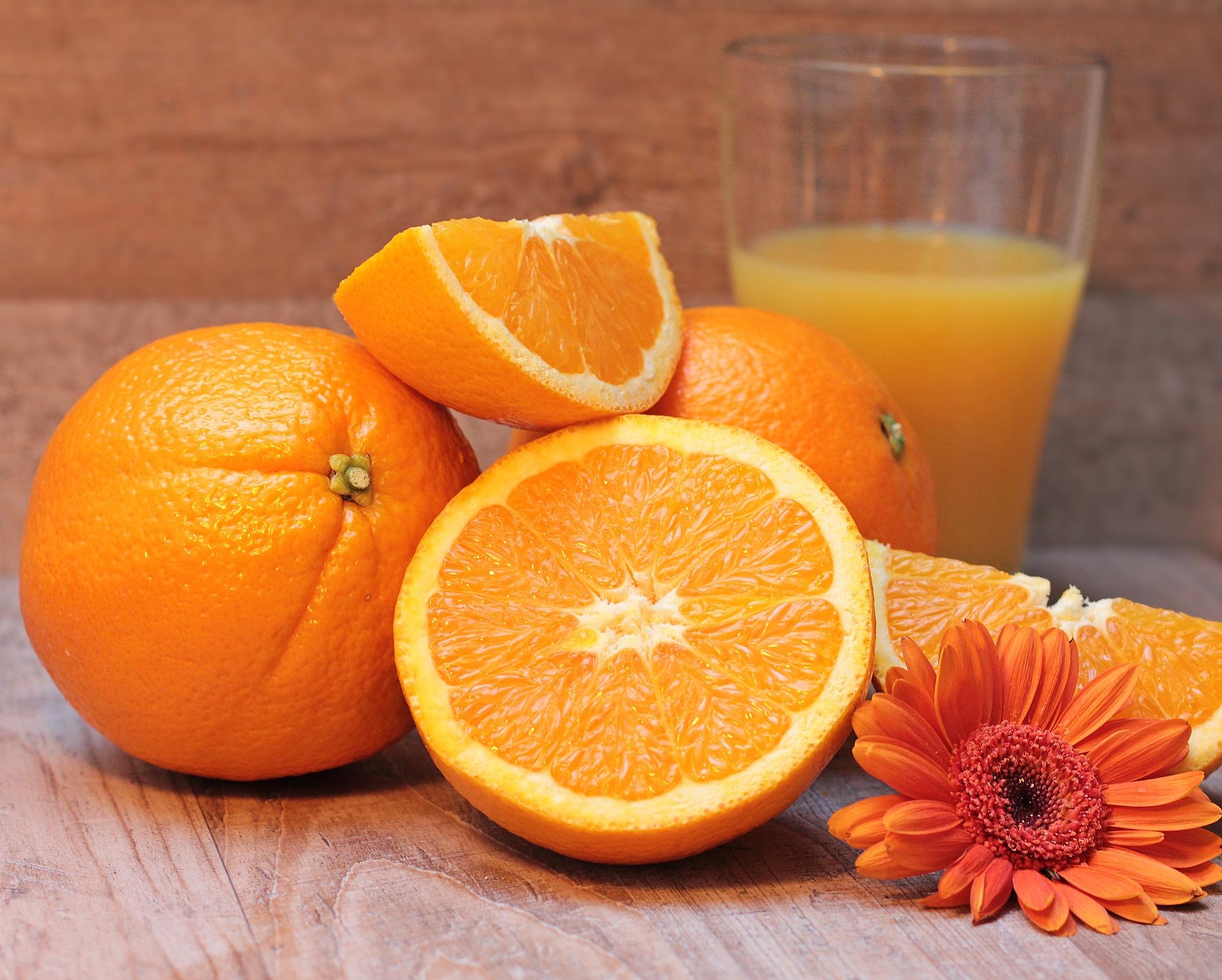 Orange Juice Benefits