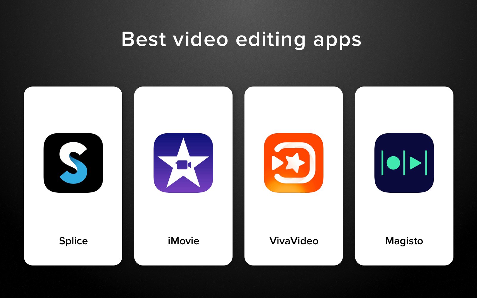 Best Video Editing Apps And Software For Youtube Videos Jmexclusives