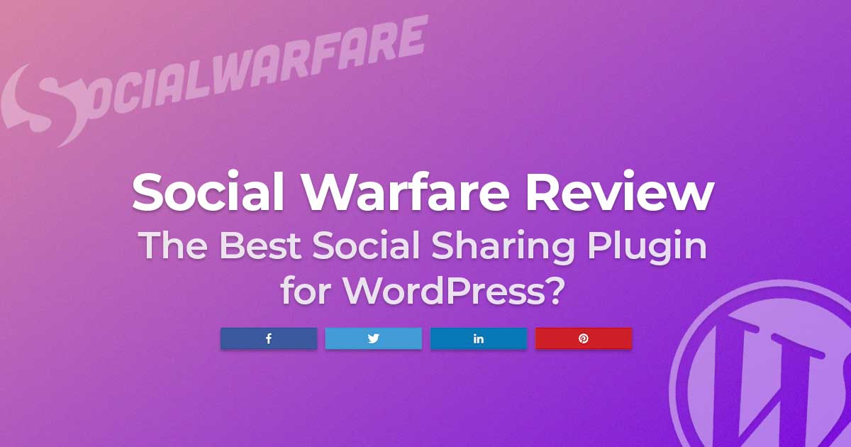 What is Social Warfare?