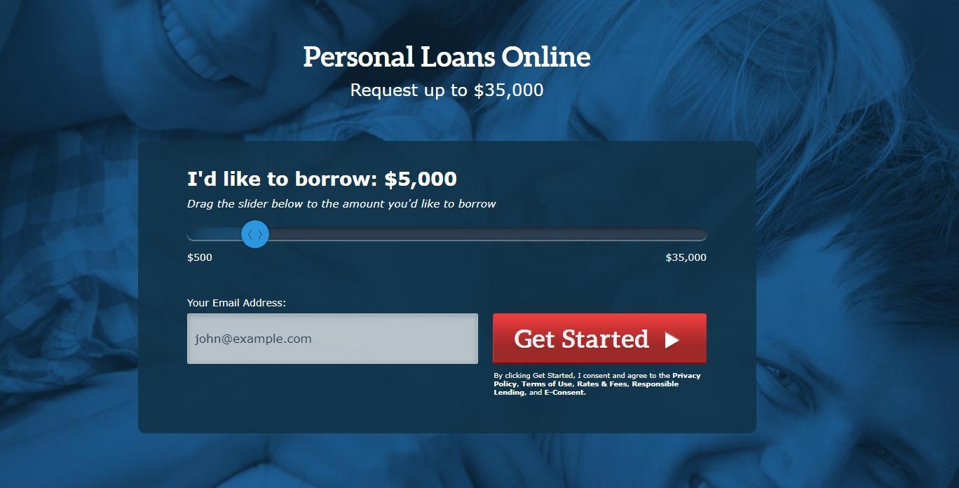 Personal Loans Online