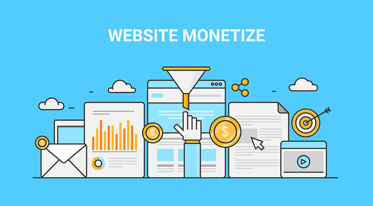 Site Monetization