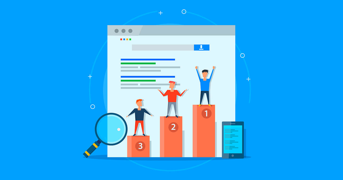Site Ranking on Page One