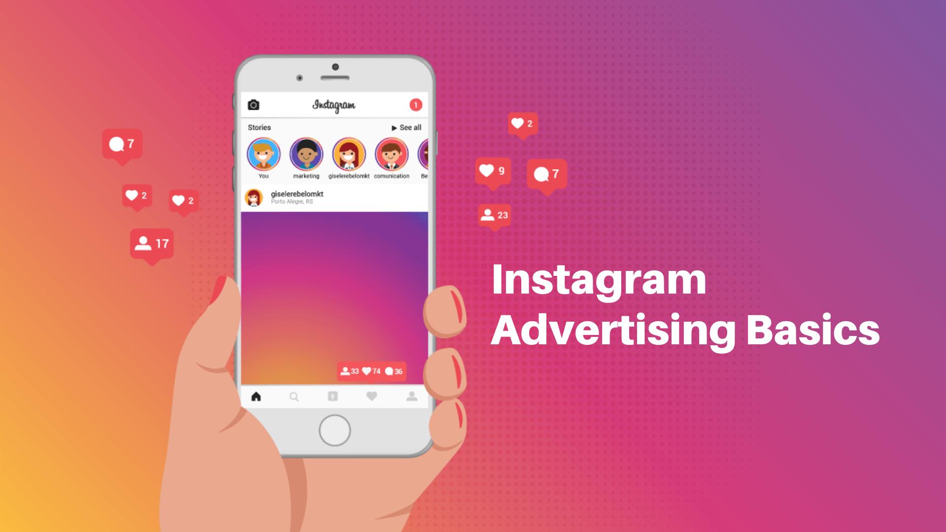 What is Instagram Advertising?