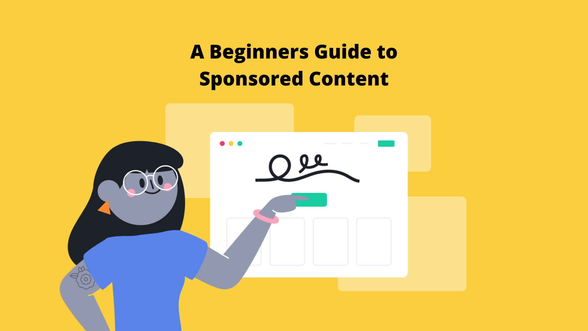 What is Sponsored Content?