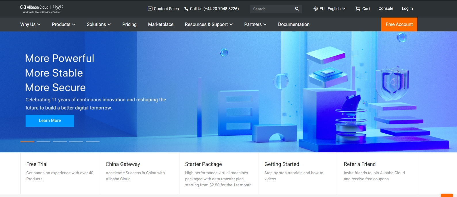 Alibaba Cloud E-commerce Solutions