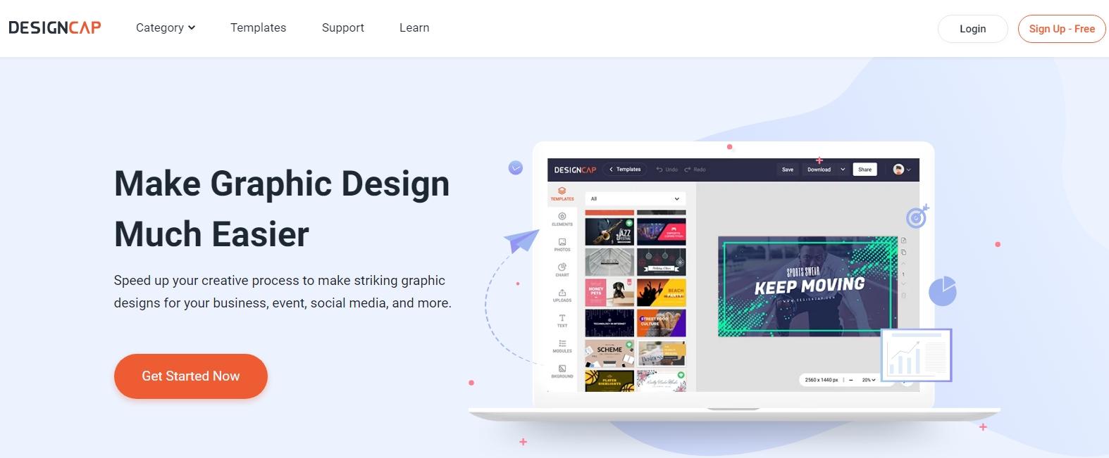 What is DesignCap?