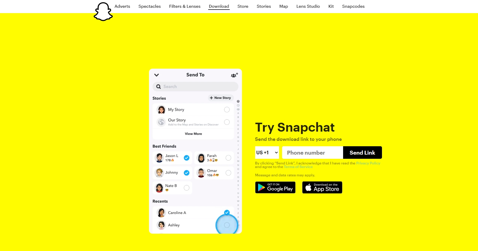 How to Download Snapchat