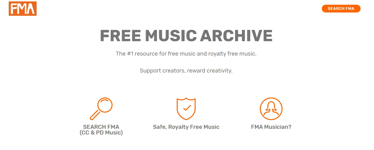 Free Music Archive Review