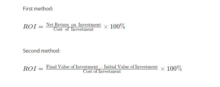How to Calculate Return on Investment (ROI)