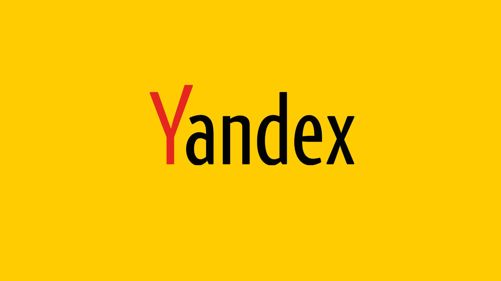 What is Yandex?