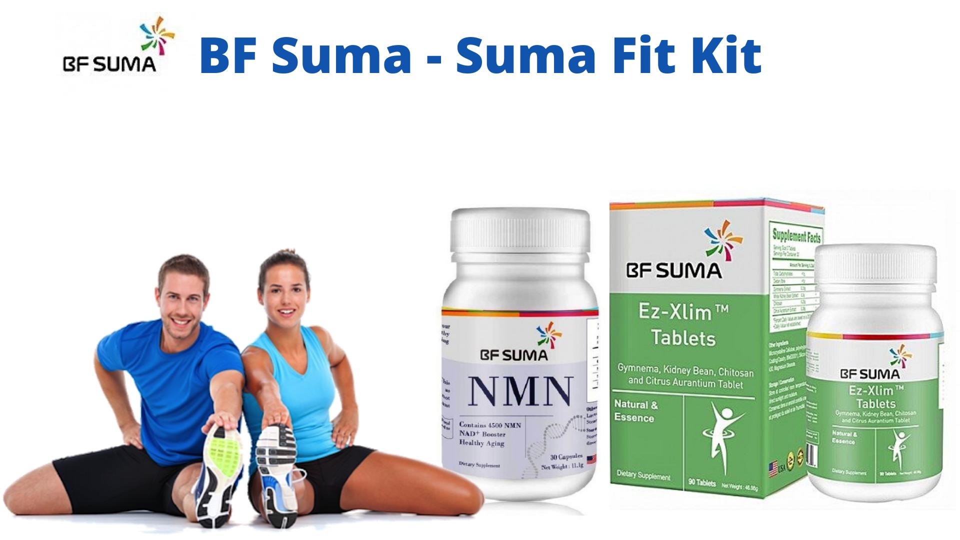 What is BF Suma Suma Fit Kit?