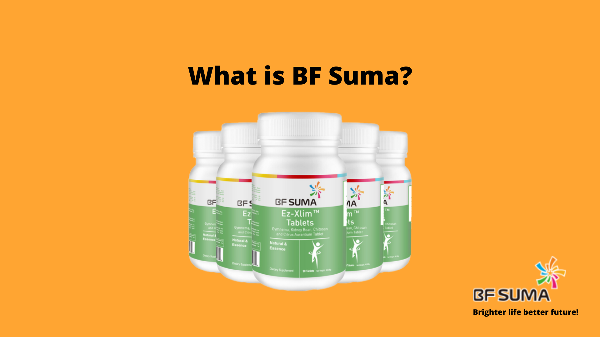What is BF Suma?