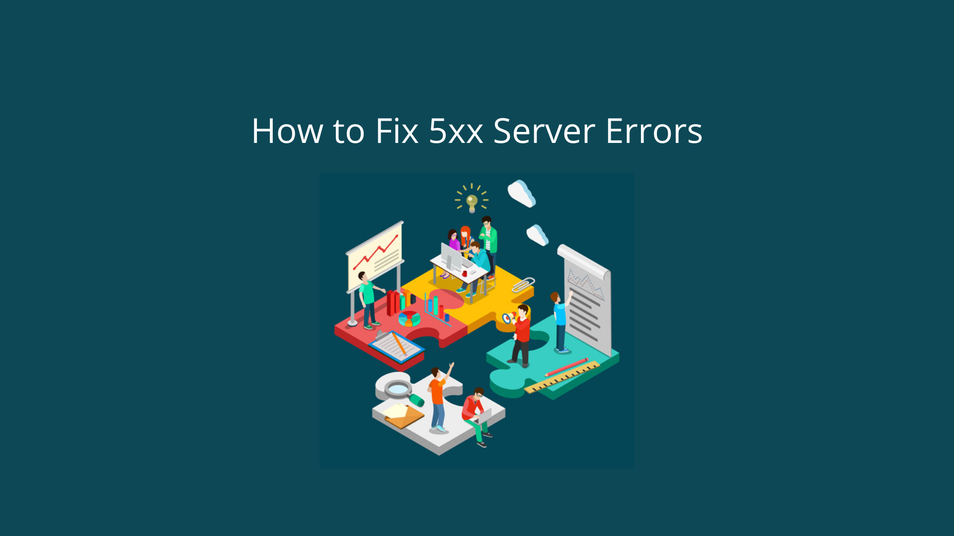 What causes 5xx Server Errors?