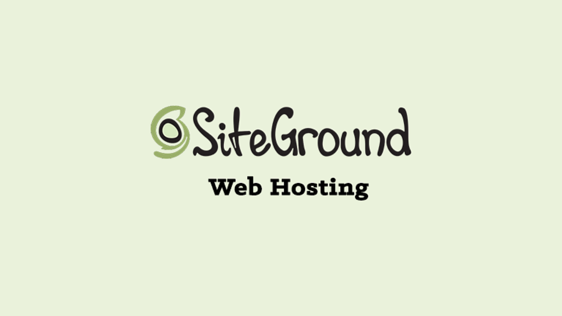 What is SiteGround?
