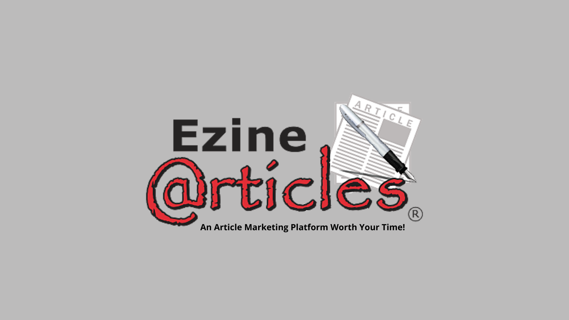 What is EzineArticles.com?