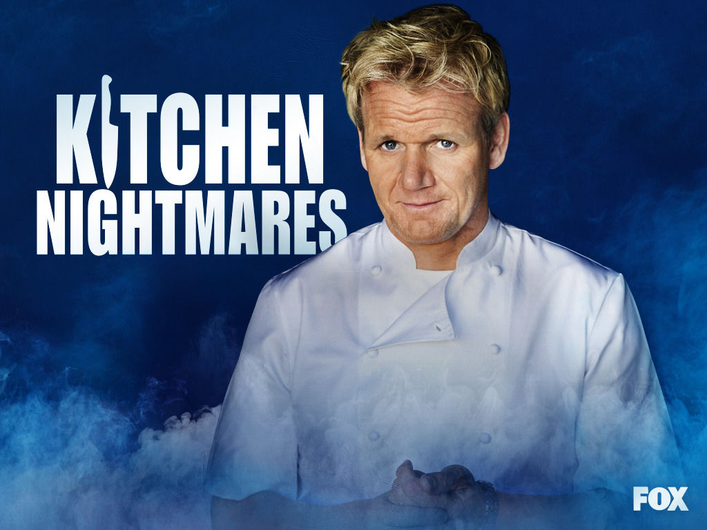 What is the Kitchen Nightmares show?