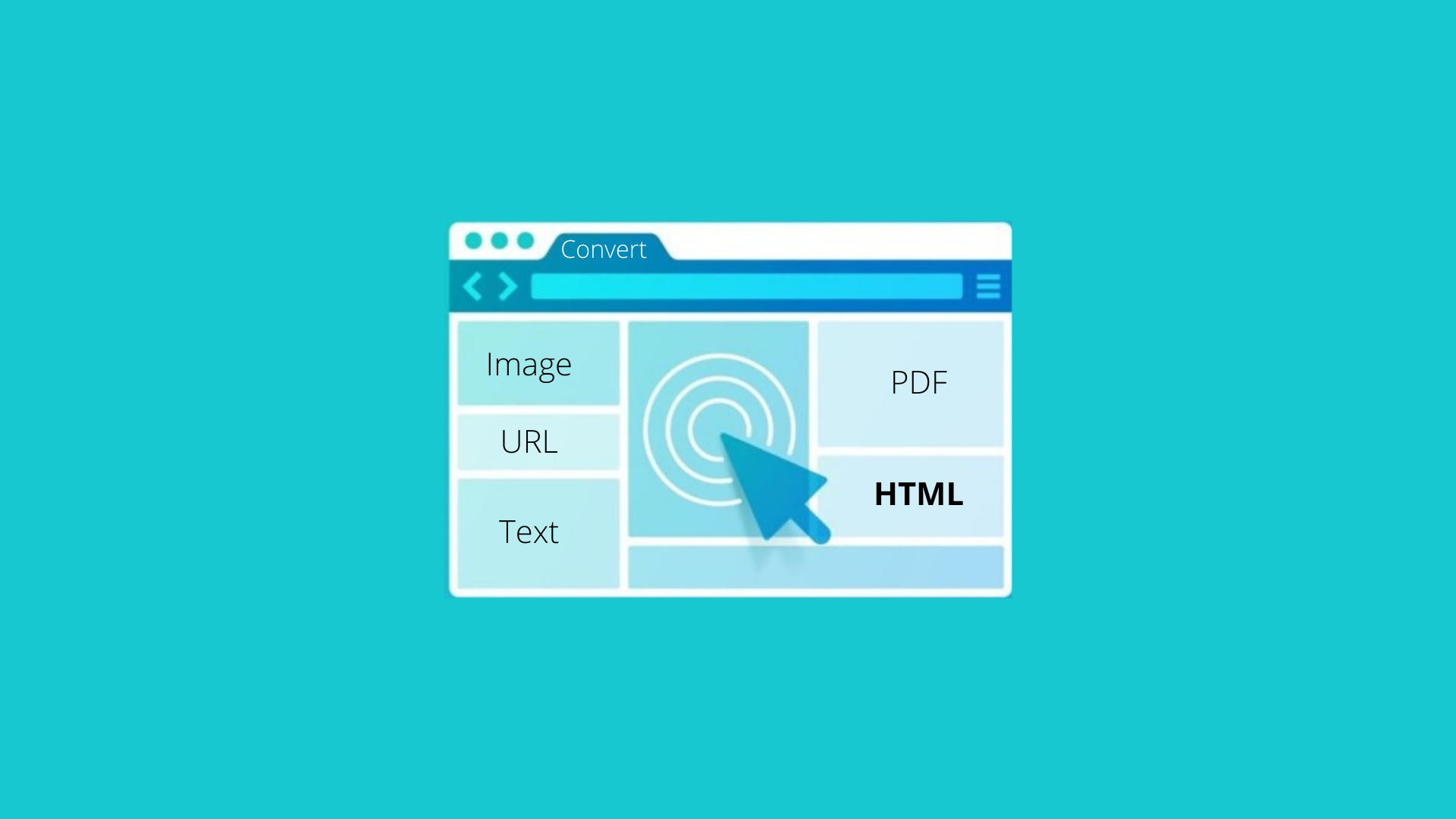 How to Convert an Image to HTML