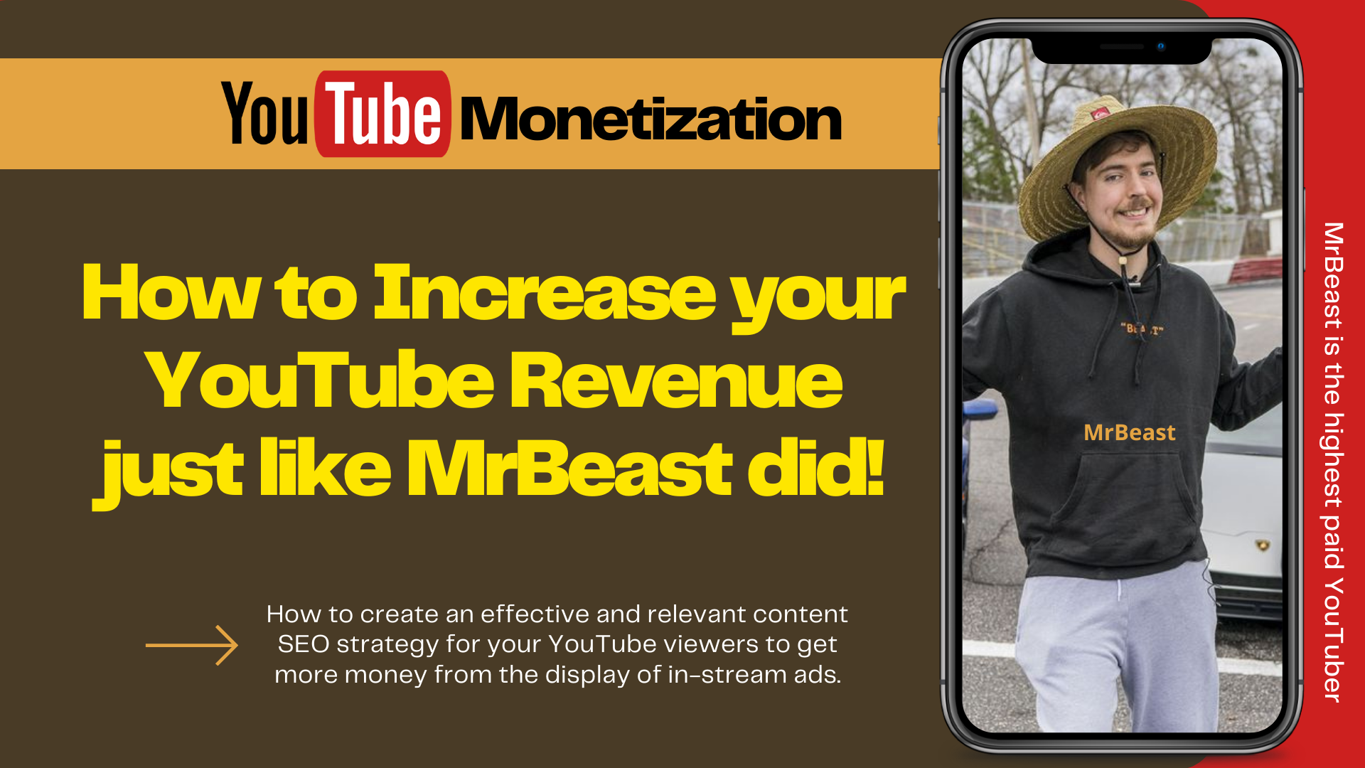 How to Increase YouTube Revenue