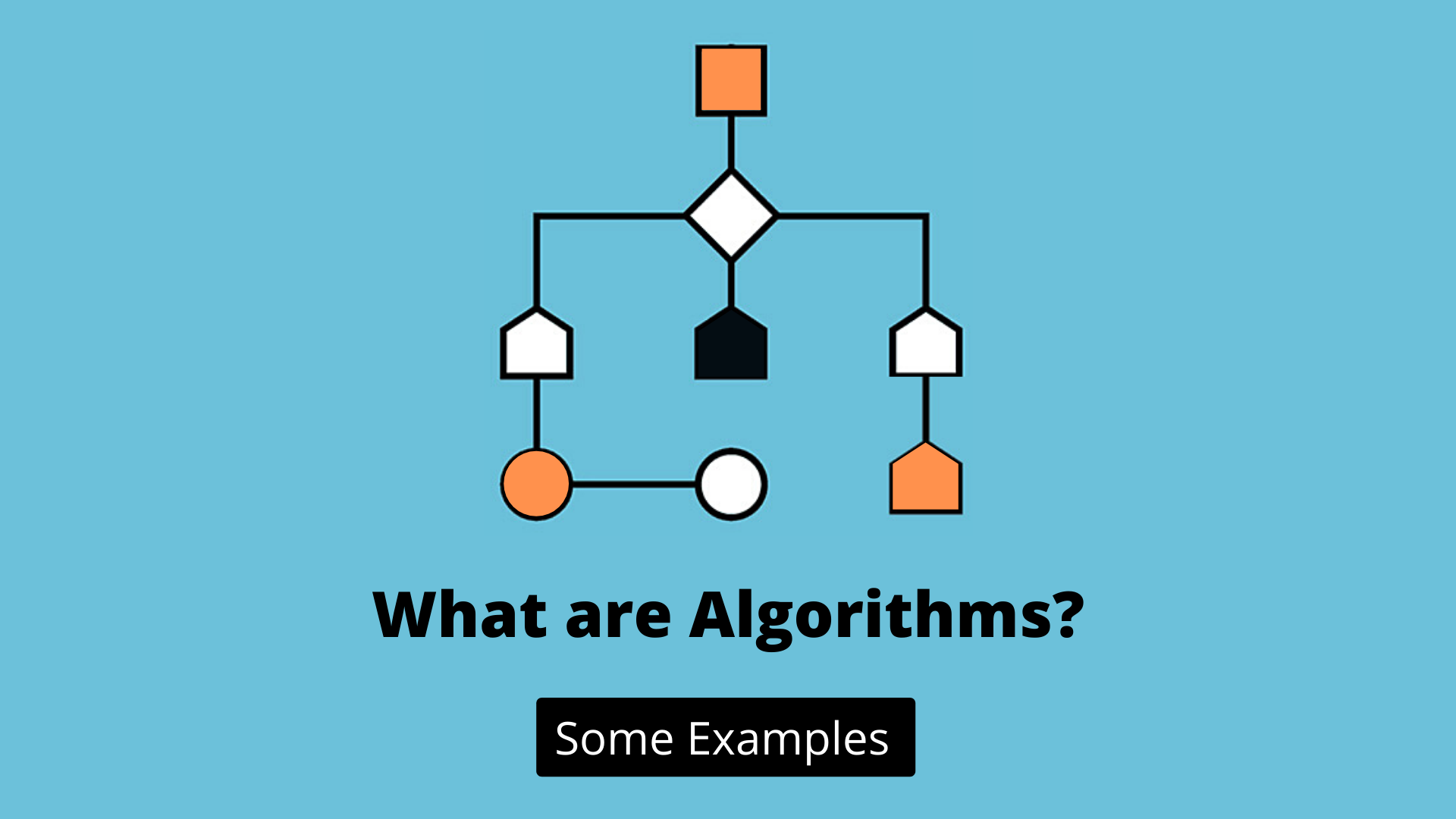 What are Algorithms?