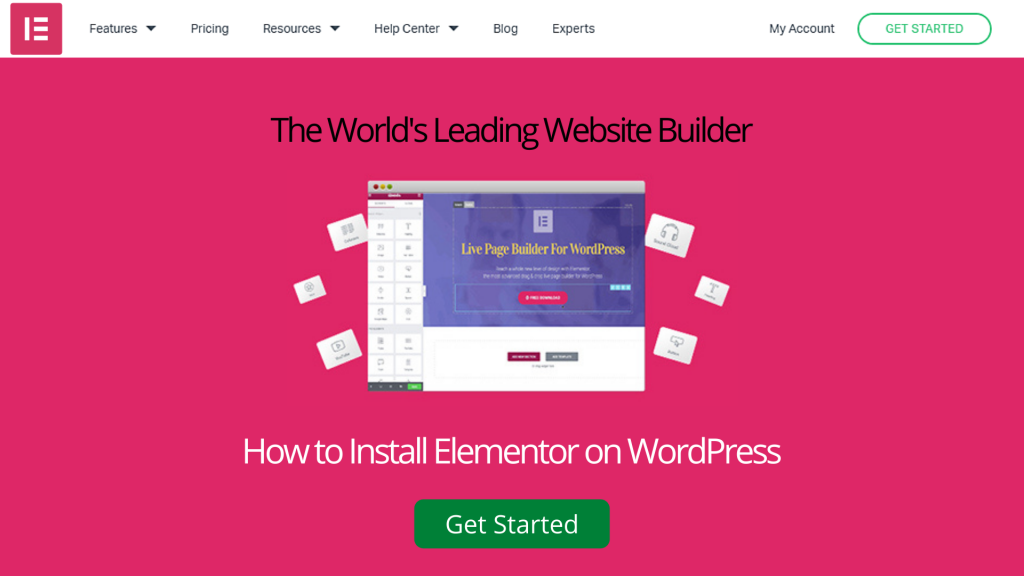 How to Install Elementor on WordPress | Web Development
