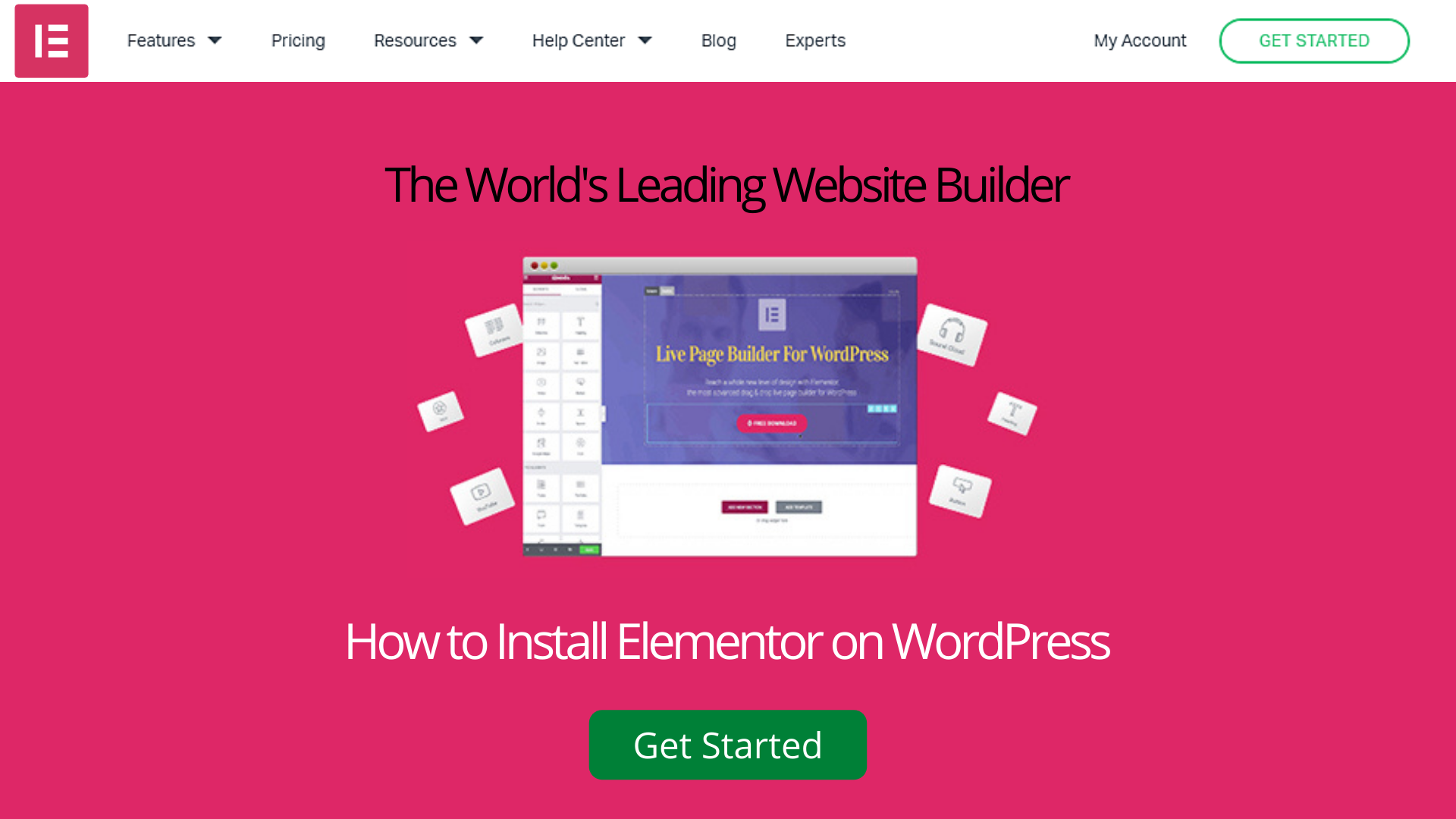 How to Install Elementor on WordPress