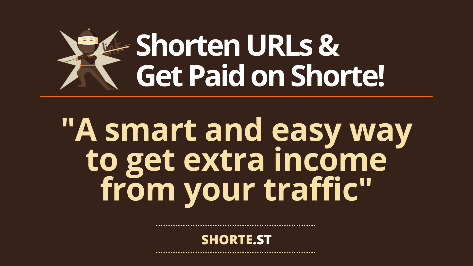 How to Make Money with Shorte