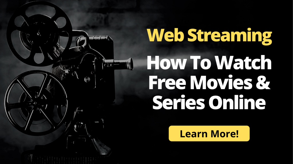 How to Watch Free Movies Online | Top #5 Streaming Sites