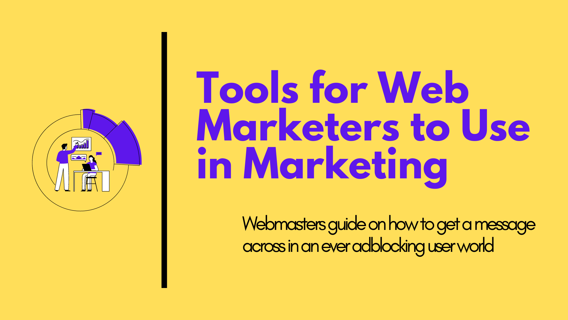 Marketing Tools for Web Marketers